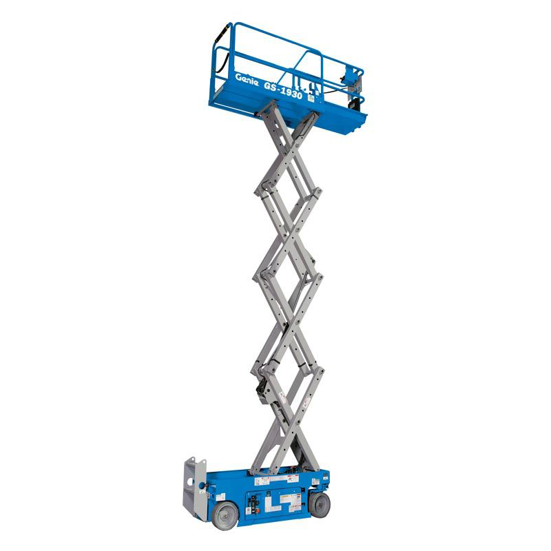 Full Throttle Genie GS-1930 Scissor Lift