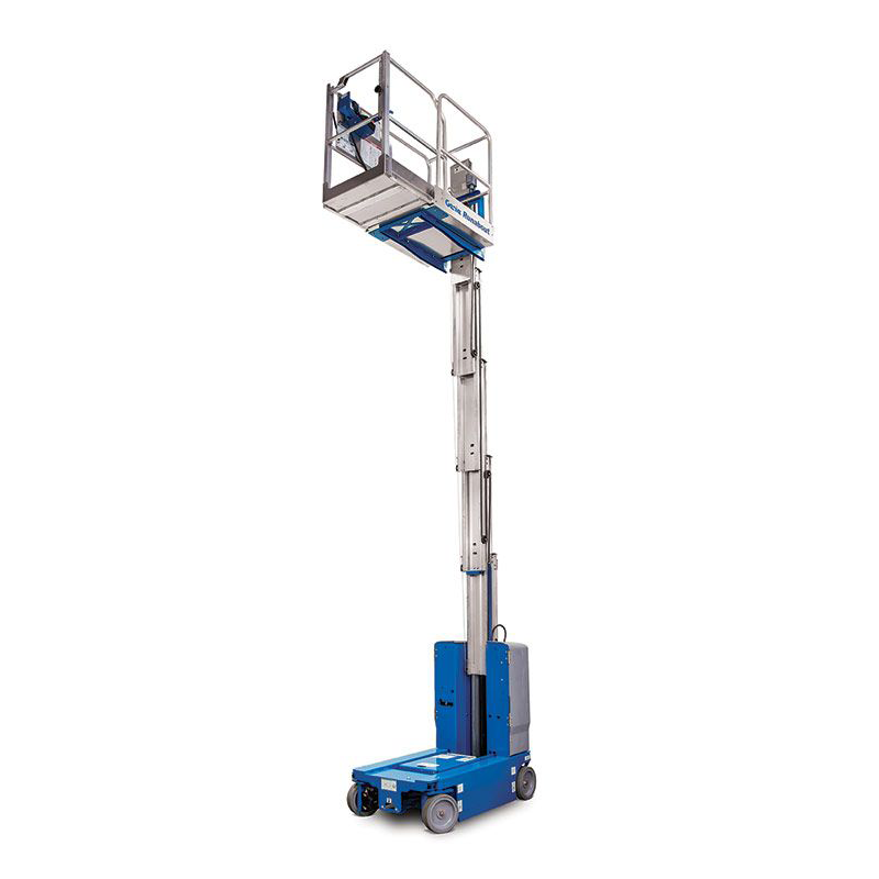 Full Throttle Genie GR-12 Scissor Lift