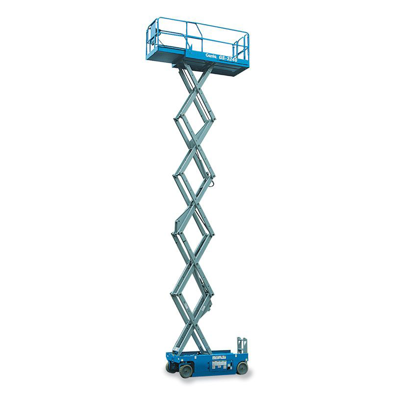 Full Throttle Genie GS-2646 Scissor Lift